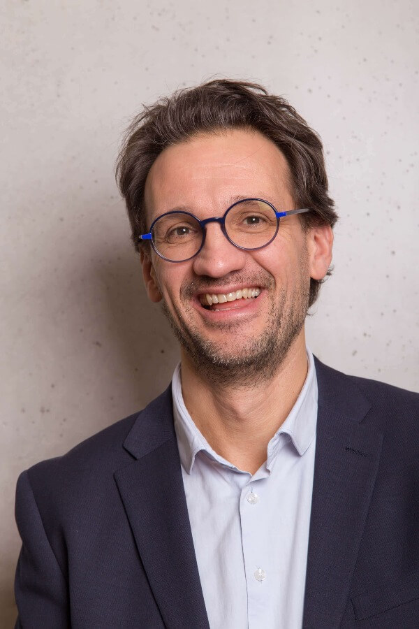 Emmanuel Veyry, consultant en recrutement